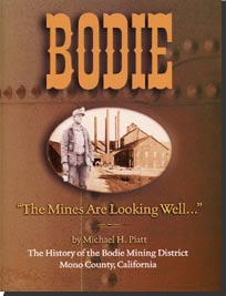 Book Cover: Bodie: The Mines are Looking Well